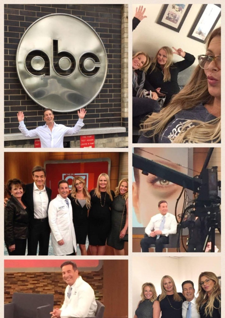Theaology at Dr Oz Show